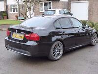 Rare BMW 320d M Sport Plus Edition with Pro Multimedia & Widescreen Sat Nav