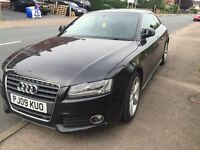 Audi A5 2.0 TDi coupe S Line 168BHp