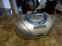 Thomson TM9036 CD stereo CD/cassette player/radio for sale