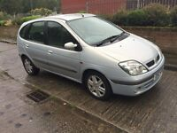 renault scenic 1.9 dci diesel mpv with towbar in good condition