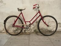 Womans Post Office Bike by Pashley, All Original 1960's, Rides Good, JUST SERVICED/ CHEAP PRICE!!!