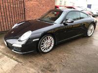 Porsche 911 3.8 997 Carrera S PDK 2dr - 2010, 39K Miles, 2 Owners, 12 Months MOT, Porsche History!