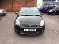 Ford Fiesta 1.4 Ghia 5dr service history