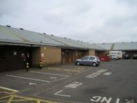 Industrial / business units in Dunblane with excellent transport links