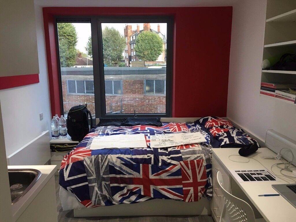 Student Accommodation Studio North Greenwich