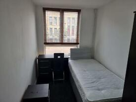 single room with its own toilet shower and other facilities including all bills