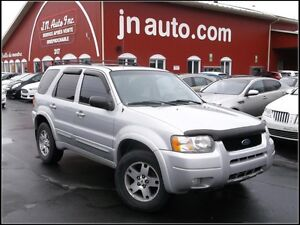 2003 Ford Escape Limited 4x4