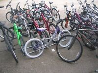 cheap second hand bikes from £30