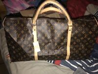 Lv large holdal luggage bag NEW