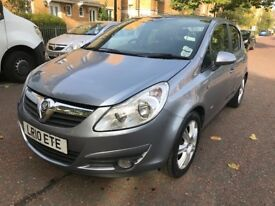 Vauxhall corsa SXI 2010 MINT CONDITION