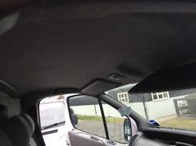 Renault cabin lining