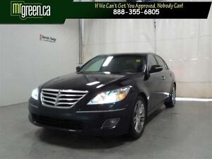 2011 Hyundai Genesis Sedan Sedan  4Dr 3.8 Leather Seats Pwr Grp