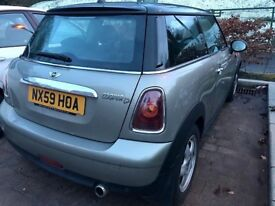 Smart Mini Cooper with Panoramic Roof