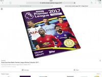 Merlin's Premier League 2017 STICKER SWAPS