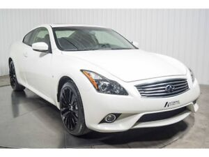 2015 Infiniti Q60 XS COUPE AWD CUIR TOIT MAGS CAMERA DE RECUL