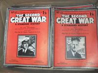second great war magazines