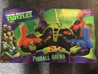 Teenage Mutant Ninja Turtles Pinball Arena