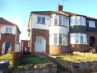 Newly Refurbished 3 Bed Family Home in Great Barr for Rent at £775 in Well Sought After Location