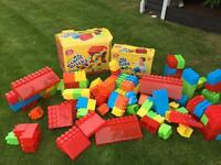 Children's Large Brick Selection - Boxed