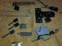 Selection of locks