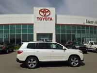 2012 Toyota Highlander V6 4dr All-wheel Drive