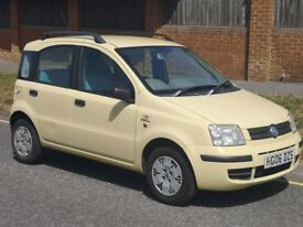 2006 FIAT PANDA DYNAMIC, 1.2 ENGINE, 1 OWNER FROM NEW BUT SPARES OR REPAIR ONLY **HAS MOT**