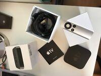Apple TV 3rd Gen A1469 Like New