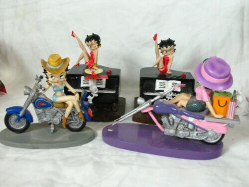 """Betty Boop Art Figurine """"Everyday is a cute Shoe Day"""" 05 Westland Collectibe Gem"""