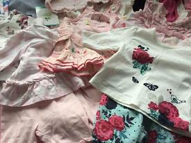 Girls 0-3 month bundle