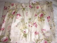 Laura Ashley beautiful curtains