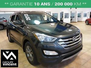 2013 Hyundai Santa Fe LUXURY ** CAMERA DE RECUL **
