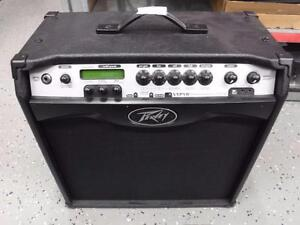 Peavey Guitar Modeling Combo Amp. We Sell Used Musical Instruments. 111133