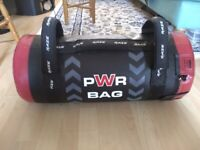25 Kg RAZE Powerbag in as new condition