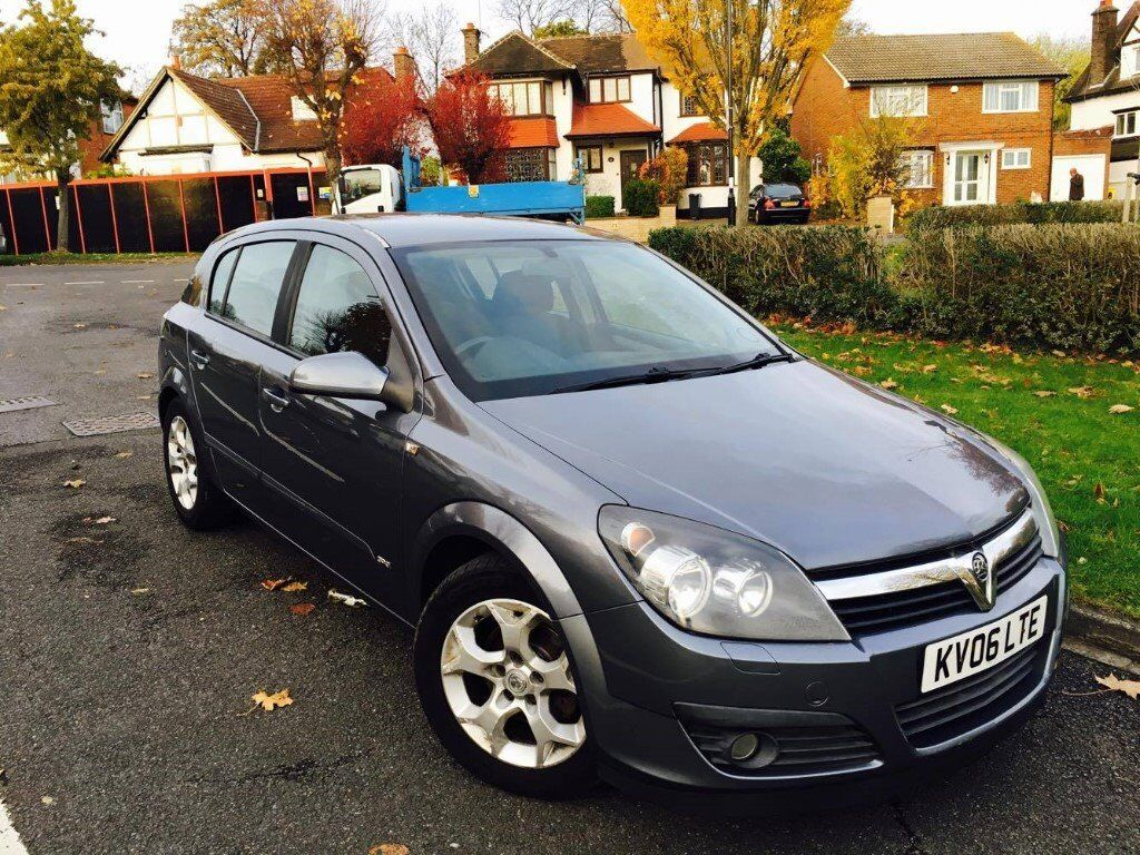 Vauxhall Astra 1.7 CDTi 16v SXi 5dr