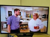 """LG 47"""" led tv for sale at Morley tv sales, Morley, LEEDS"""