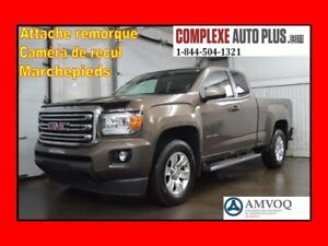 2015 GMC Canyon SLE 4x4 3.6L V6 Extended Cab *Mags,Camera recul,