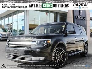 2015 Ford Flex Limited AWD *Nav-Rear Cam-Leather*