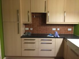 Kitchen units (Ikea) , Hob and oven included