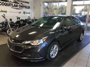 2017 Chevrolet Cruze LT Turbo