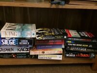 Fiction psychological thrillers