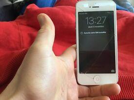 I phone 5, 16GB, spare repair