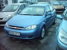 chevrolet laccetti 1.6 5 door hatch £1395 01206397415 57 k only history