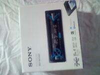 Sony Bluetooth Audio CD Player System