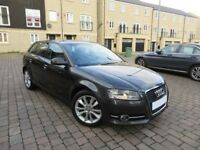 2012 62 AUDI A3 2.0 TDI 138 SPORT 5 Door Hatch