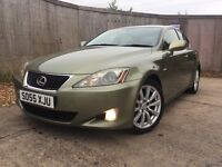 Lexus IS250 automatic, multimedia, key-less, camera