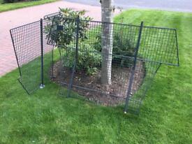 Range Rover dog guard/separator