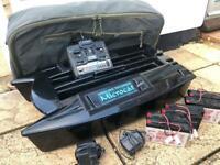 Angling Technics microcat bait boat carp fishing