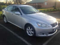 Lexus IS 220d (2009) 2.2 TD SE DIESEL 6-Speed 1 Owner Service History Hpi Clear - P/x welcome