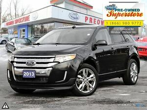 2013 Ford Edge SEL>>>V6 20 Chrome Wheels, NAV, Sync