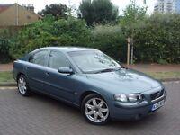 2002 VOLVO S60 2.4 D5 SE AUTO 1 LADY OWNER DIESEL